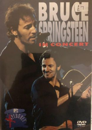 Bruce Springsteen - In Concert/MTV Unplugged (DVD)